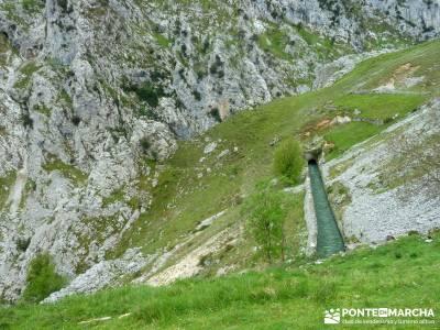Ruta del Cares - Garganta Divina - Parque Nacional de los Picos de Europa; viaje mayo